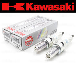 Details About Set Of 2 Ngk Cr9eia 9 Spark Plug Kawasaki See Fitment Chart 92070 0014