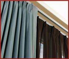 perfect traverse rods with premium rod sets plain carriers curtain ideas to inspire your interior idea