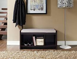 Image of: Modern Entryway Table Bench