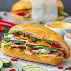 banh mi  vietnamese submarine sandwich