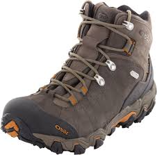 oboz bridger mid bdry hiking shoes men s