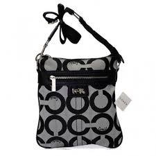 Coach Legacy Swingpack In Signature Small Coffee Crossbody Bags Avf