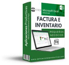 Sistema De Facturacion E Inventario En Excel Formato Carta