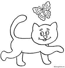 Kittens Kleurplaat 292947 Kleurplaat
