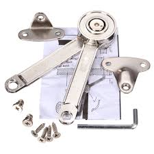 Heavy Duty Kitchen Cabinet Hinges Door Stays Kitchen Cupboard Cabinet Support Toy Box Hinge Lift Up