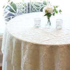 oval lace tablecloth tablecloths cream white