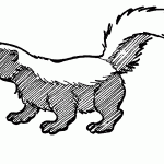 Small Picture alley loo coloring book skunk Coloring Pages for Free 2015