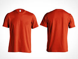 Tshirt Psd Mens Gildan Cotton T Shirt Psd Mockup Front And Back Psd Mockups