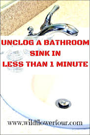 kitchen drain clogged clogged sink kitchen home remedy medium size of home remes to unclog sink