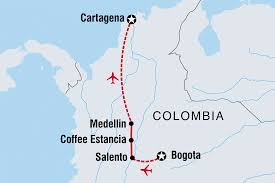 Medellin Airport Chart Colombia Tours Travel Intrepid Travel