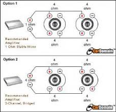 similiar dual 4 ohm sub wiring to 2 ohm keywords dual 4 ohm sub wiring diagrams on wiring diagram for 2 dual 4 ohm