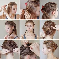Type Of Hair Style Ideas To Make Professional Hairstyles At Home Hairzstyle 4778 by wearticles.com