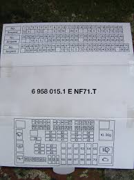 bmw fuse box 120d fuse box diagram image