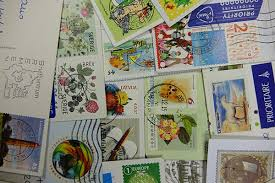 How many stamps do i need to send a letter1
