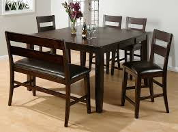 Value City Furniture Dining Room Sets Setscontemporary Brown - Rustic chairs for dining room