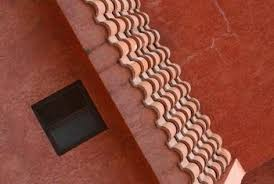 exterior paint colors red tile roof. a red-tiled roof provides homeowners with variety of design options. exterior paint colors red tile