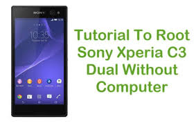 How To Root Sony Xperia C3 Dual Without ...