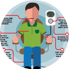 Blood Pressure Diagram Monitoring Your Blood Pressure At Home American Heart Association