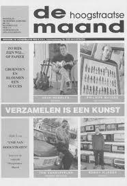 November 2003 De Hoogstraatse Maand By De Hoogstraatse Maand Issuu
