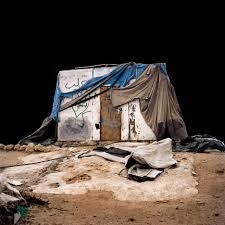 photography essays dezeen alicja dobrucka photographs the seemingly temporary dwellings of a west bank village