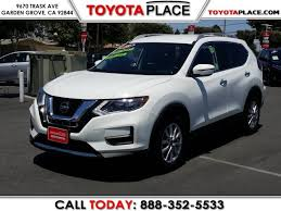 pre owned 2018 nissan rogue sv