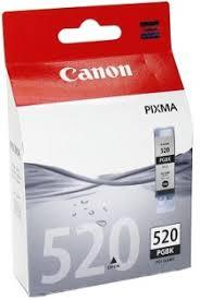 Заправка <b>картриджа Canon PGI-520BK</b> Black для принтеров ...