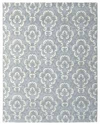 affordable modern area rugs trendy silky clouds hand knotted gray rug cool contemporary