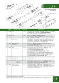 john deere hydraulic pumps components page 83 sparex parts s 70296 john deere jd07 3