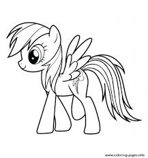 My Little Pony Printable Coloring Pages Dechome Me With Pdf Vietti