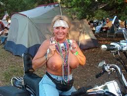 Big boobed biker chicks