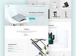 Psd Website Templates Free High Quality Designs 20 Best Free Photoshop Design Website Templates Psd Files