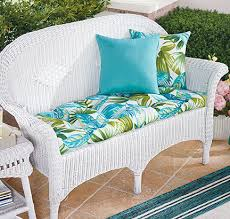 outdoor seat cushions or pillows