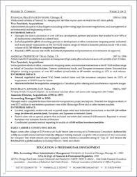 Portfolio Resume Examples Photos Resume Portfolio Examples Sample Resume  Asset Management Real Estate Project Manager