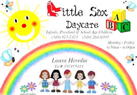 Samples Of Daycare Flyers Examples Of Daycare Flyers Flyer Templates Sample