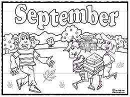 Small Picture september coloring sheets and activities Back To School