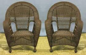 faux modern outdoor ideas medium size high back wicker patio furniture set sets