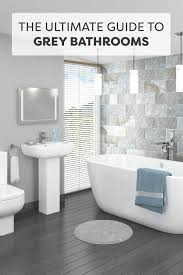 White Bathroom Remodel Ideas Gorgeous Phenomenal Bathroom Idea Grey Interior And White Design Dark Gray