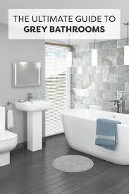 Bathroom Tile Designs Ideas Interesting Phenomenal Bathroom Idea Grey Interior And White Design Dark Gray