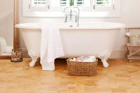 bathroom cork flooring image of