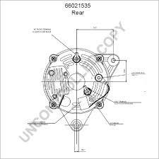 Prestolite inside alternator wiring diagram