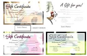 Make My Own Coupon Design Your Own Printable Gift Vouchers Download Them Or Print