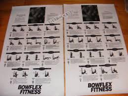 Bowflex Exercise Wall Chart 28 Rigorous Bowflex Xtreme 2 Se Workout Chart