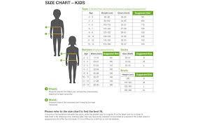 Jean Waist Size Chart Amazon Com Bossini Girls Warm Elastic Waist Fleece Lined
