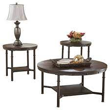 ashley sandlingr round table set