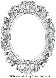 filigree frame ornate silver frame long oval by on filigree frame drawing filigree frame tattoo