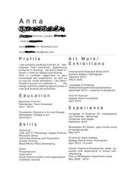 Resume For Artist Artist Resume Sample Writing Guide Resume Genius, Artist  Resume Artistic Drawing Example Templates Job, Resume Examples Breakupus ...