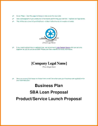 Business Proposal Cover Page Sample Business Proposal Cover Letter Business Proposal Cover How To