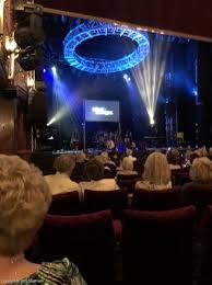 Lyric Theatre Birmingham Al Seating Chart Lyric Theatre Stalls View From Seat Best Seat Tips