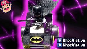 Lego Batman lắp ráp Siêu xe tăng thần tốc | by nhocviet