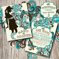 Turquoise Baby Shower Decorations Similiar Western Baby Shower Keywords